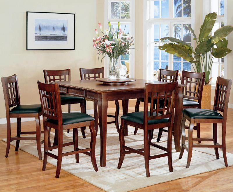 Barron39s furniture and appliance counter height dining furniturePub Style Dining Sets  Amazing Pub Dining Table Sets 24 Counter  . Pub Style Dining Table With 6 Chairs. Home Design Ideas