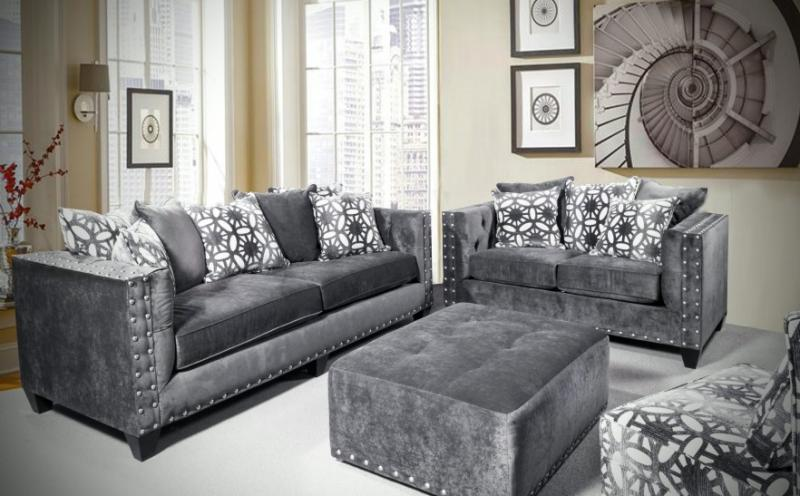 Robert Michaels Sofa Leather Sectional : robert michael ltd sectional - Sectionals, Sofas & Couches