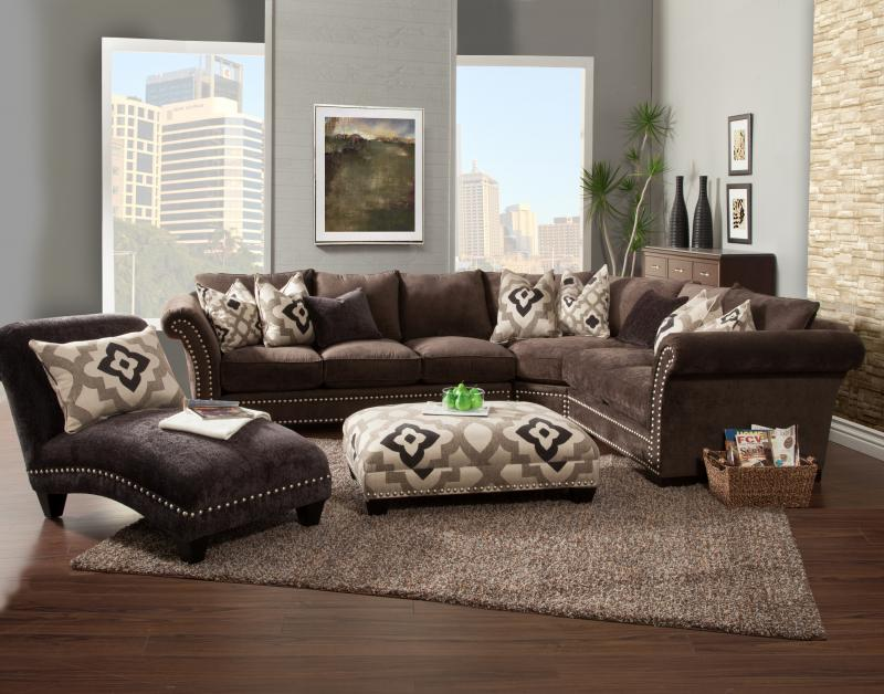 : easton leather sectional - Sectionals, Sofas & Couches