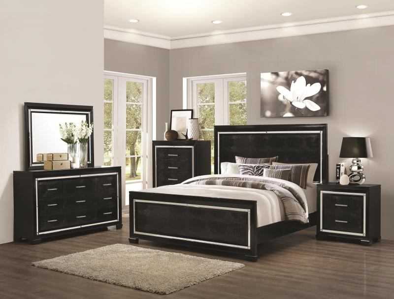 Bedroom Sets Black barron's furniture and appliance - master bedroom furniture