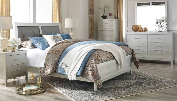 Barron S Furniture And Appliance Master Bedroom Furniture