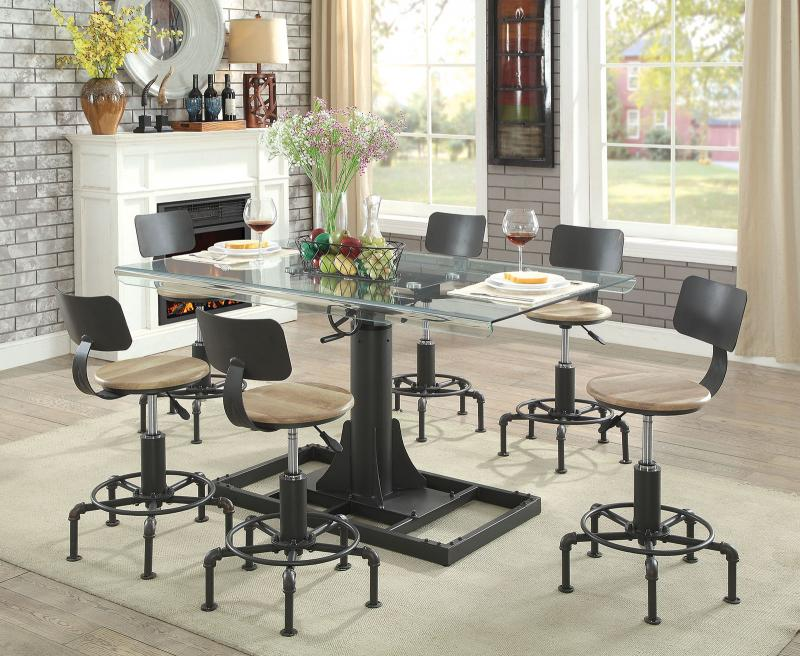 Barron S Furniture And Appliance Counter Height Dining