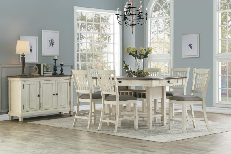 Barrons Furniture And Appliance Counter Height Dining Furniture