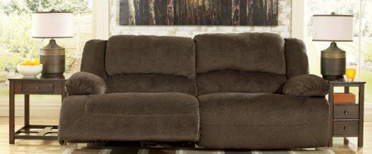 U0027Cuddleru0027 Double Reclining Ultra Plush Sofa $599 Avail In 2 Colors